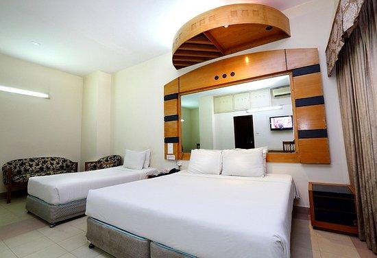 Uni Resort: Family Suite