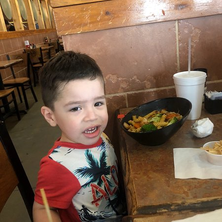 Genghis Grill 290 Review