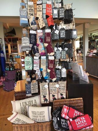 See Ya Later Ranch: Wine Socks at See Ya Later