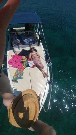 Rent a Boat Chris Photo