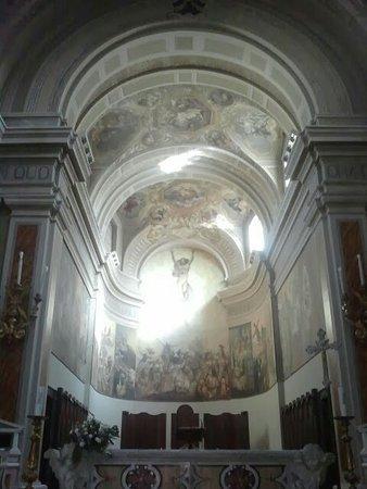 Cattedrale di San Gerardo: Interno cattedrale