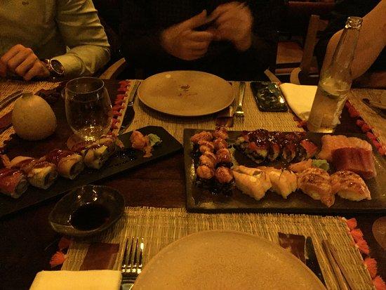 Carpe Diem: Sushi variado