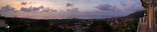 Santa Domenica, إيطاليا: Panorama mozzafiato......