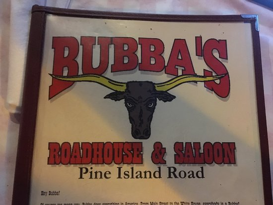 Bubba's Roadhouse & Saloon: Bubba`s