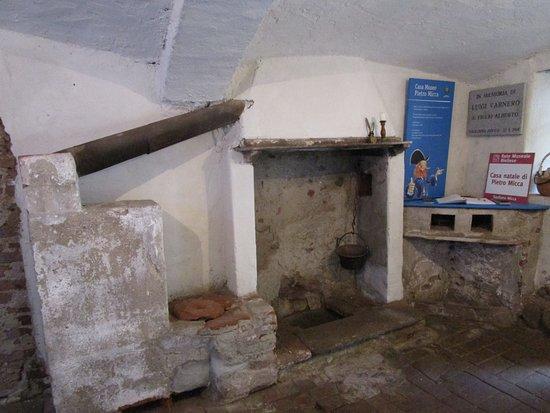Casa di Pietro Micca : La cucina