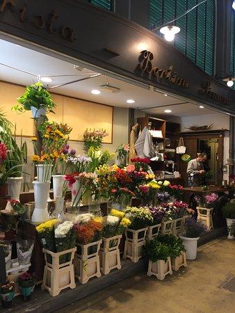Mercato Centrale: Muitos temperos