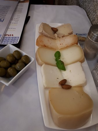 Concept 31: Cheese plate