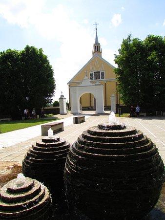 Viduklė St. Cross Church