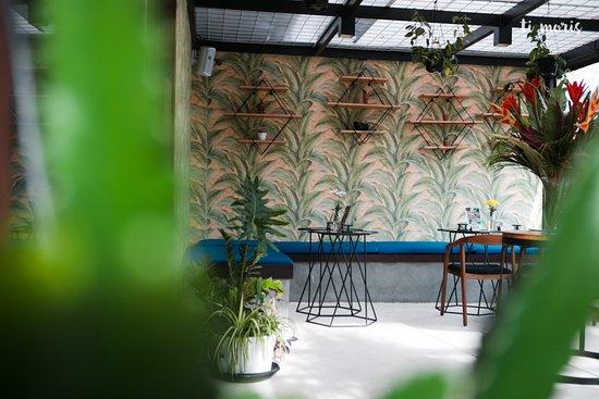Ti Moris : Indoor - Bar