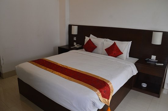 Inani Royal Resort: Deluxe Double Room