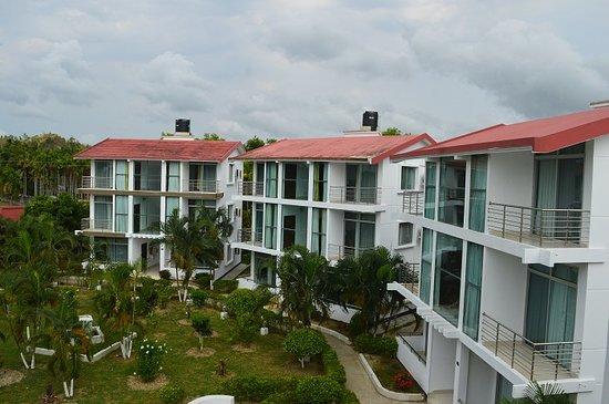 Inani Royal Resort: Hotel View