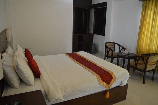 Inani Royal Resort: Deluxe Sea view
