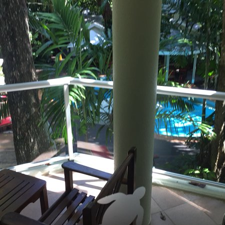 Green Island Resort: Zimmer und Anlage