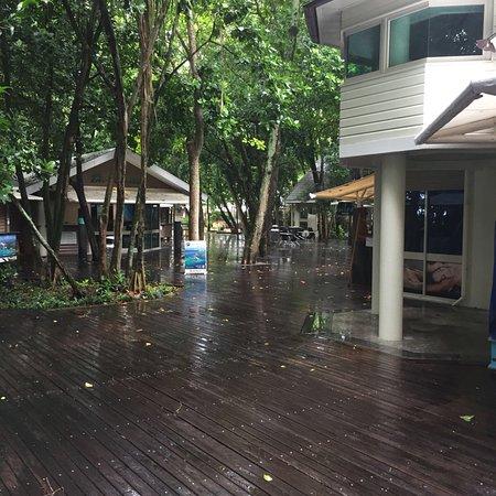 Green Island, Avustralya: Zimmer und Anlage