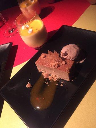 Ikibana Sarriá: Menú de degustación 38€-postres