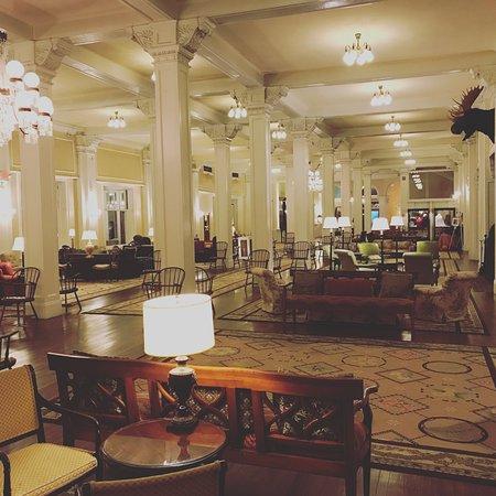 Omni Mount Washington Resort: Beautiful, Other-Worldly Lobby