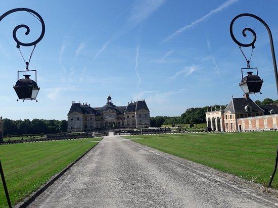 Château de Vaux-le-Vicomte ภาพถ่าย