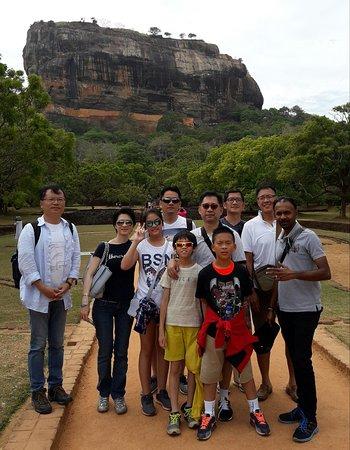 Lanka Inora Travels: Group tour, Sigiriya sri lanka