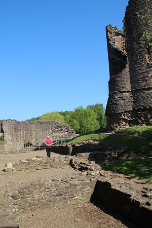 Skenfrith Castle照片