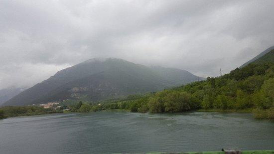 Lago di Barrea Photo