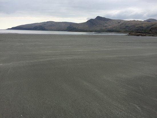 Craignure, UK: Low tide in Lochbuie