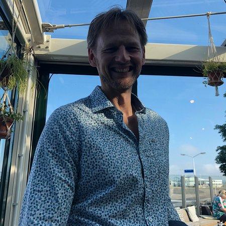 Grand Cafe Restaurant Zeezicht: Vriendelijke bediening