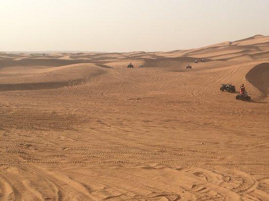 OceanAir Travels: Red Dunes