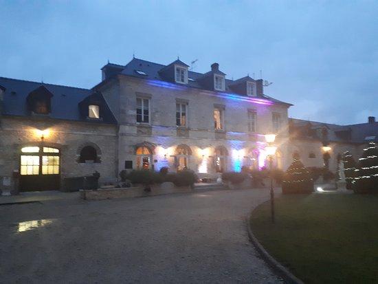 Sainte-Preuve, France: Le château