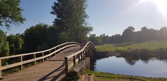 North Bridge (replica, not original)