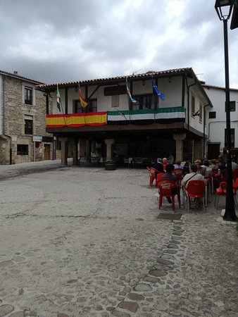 Bilde fra San Martin de Trevejo