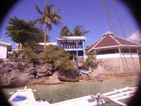 The Blue Abyss Dive Shop: Rentrons au CLub après 62 minutes de Plongée à Sampaguita