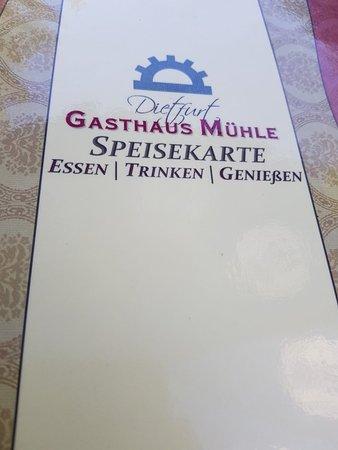 Gasthaus Mühle Dietfurt Photo