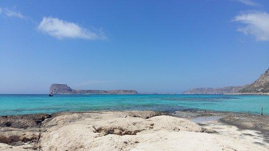 Balos Lagoon: Балос
