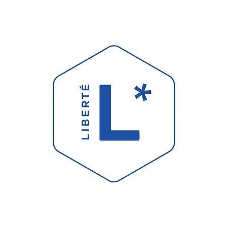 Liberté Budapest: Liberté logo