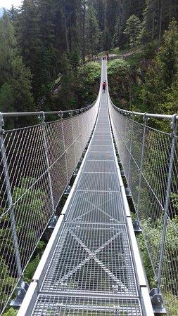 Ponte Tibetano Foto