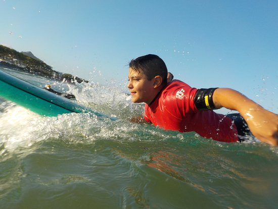 Bonaona Mallorca - Surf School & Surf Cafe Bar : Surf kids