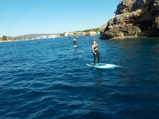 Bonaona Mallorca - Surf School & Surf Cafe Bar : Tour mallorca caves