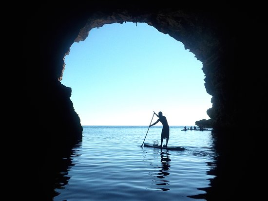 Bonaona Mallorca - Surf School & Surf Cafe Bar : Stand Up Paddle Tour
