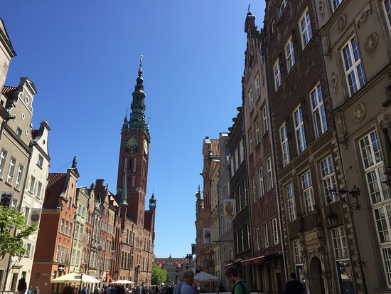 Old Town: Lungo il tratto reale