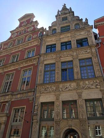 Old Town: Uno degli edifici della vecchia borghesia