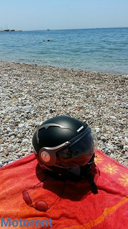 Relax time by motorent!