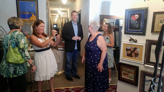 Cedar Lake, IN: The Community Art Show features original work of local artists the last weekend of July.