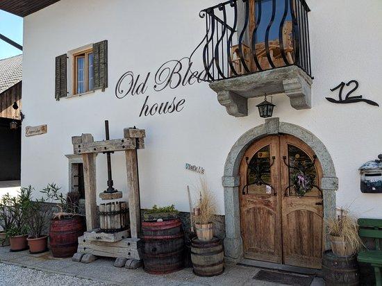 Old Bled House ภาพถ่าย
