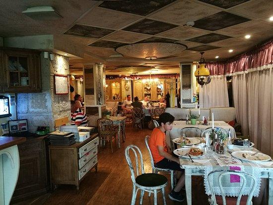 Restaurant Shtastliveca: Resturant