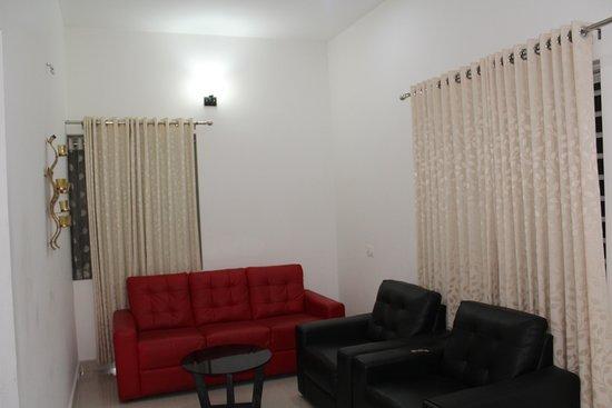 Sara Hotels and Apartments : Leaving Room