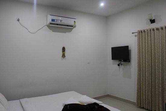 Sara Hotels and Apartments : Bedroom