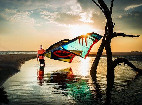 Pensacola, FL: Adam Super post session sunset photo