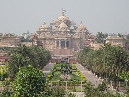 Swaminarayan Akshardham: innsyn rett inn