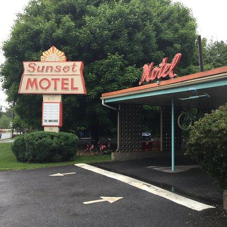 Sunset Motel Foto
