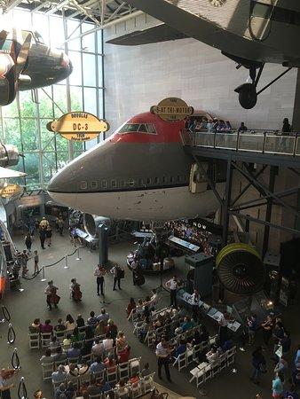 พิพิธภัณฑ์อากาศและอวกาศแห่งชาติ: Jumbo